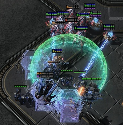 sc2 how to change team
